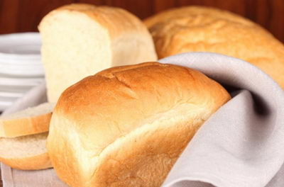 Белый хлеб для маски