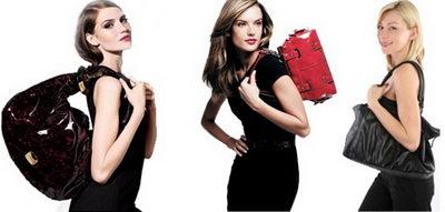 Девушки с сумочками