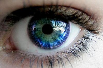Пальминг для глаз позволяет восстановить зрение