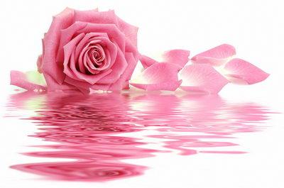 Лепестки роз для нежного ухода за кожей глаз