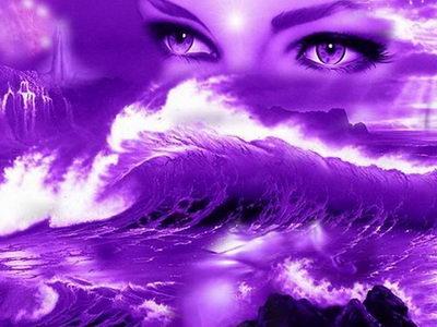 Загадки фиолетового цвета не к лицу