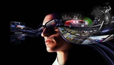3D очки для компьютера сделаю виртуальный мир ярче и живее