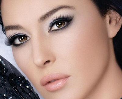 Грамотный макияж для нависающих век