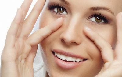 Как убрать морщины под глазами домашними средствами и салонными процедурами