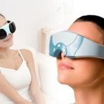 Магнитно-акупунктурный массажер для глаз – секрет китайской медицины