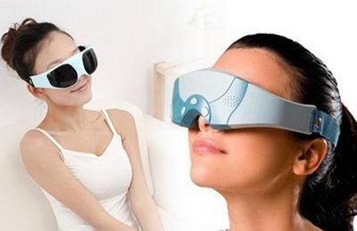 Магнитно-акупунктурный массажер для глаз - безопасность, качество, удобство, надежность, дизайн