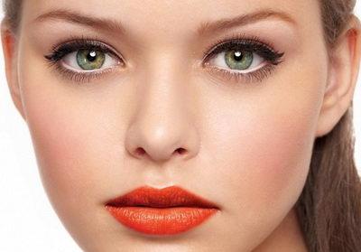 Макияж для зеленых глаз: весна-лето