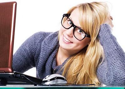 Очки для компьютера помогут снять нагрузку с глаз
