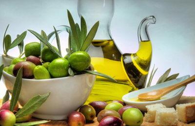 Оливковое масло против морщин под глазами