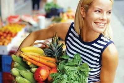 Правильное питание - основа здоровья