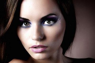 Вечерний красивый макияж