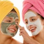 Маски из глины для лица помогут избавиться от недостатков