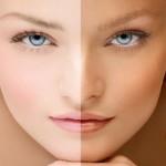 Улучшение цвета лица: средства от известных марок