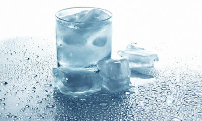 Замороженная вода обладает уникальными свойствами