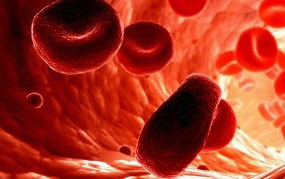 Низкое содержание гемоглобина