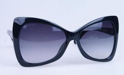 Солнцезащитные очки в форме бабочки