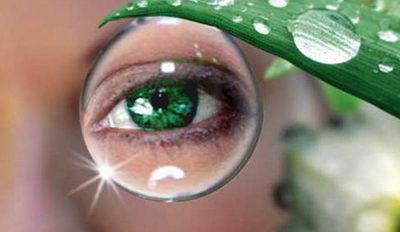 Глаза без покраснений