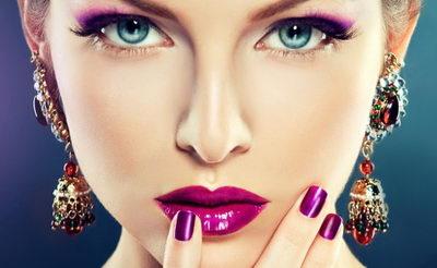 Яркость и роскошность макияжа