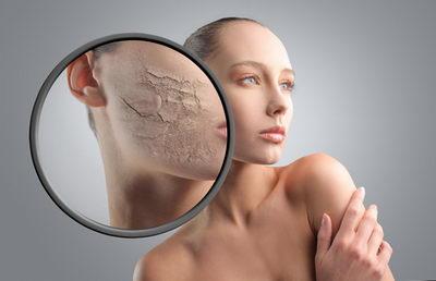 Очень сухая кожа: причины, методы определения и избавления