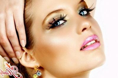 Красивый вечерний макияж: правила нанесения