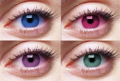 Почему у людей разный цвет глаз? Определение характера по радужке