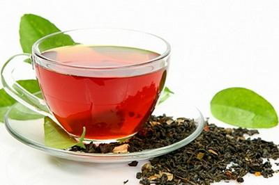 Примочки из черного чая