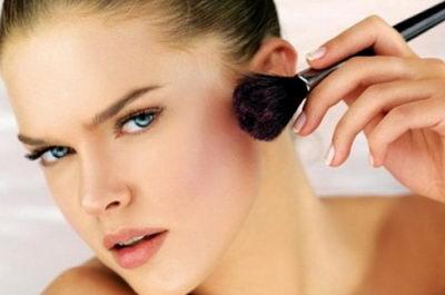 Правильный макияж лица: техника нанесения