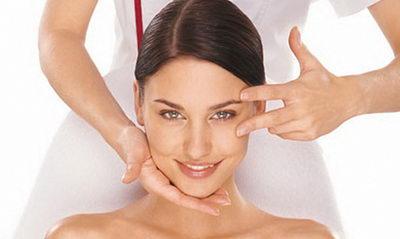 Точечный массаж лица: техника, противопоказания