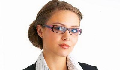 Стрижка для создания стиля деловой женщины