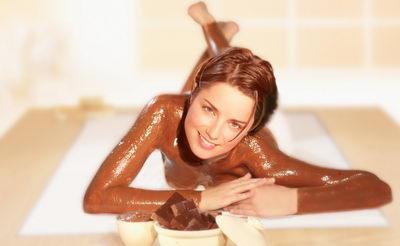 Обертывание с шоколадом