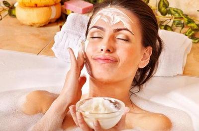 Питательные маски для лица дома для сухой и жирной кожи