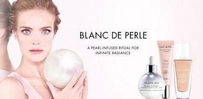 Blanc de Perle от Guerlain