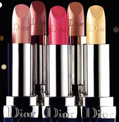 Dior's Rouge Or Christmas Collection