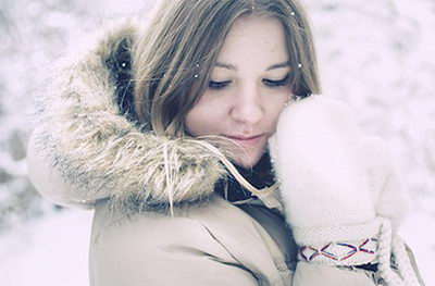 Как сохранить молодость и красоту зимой?