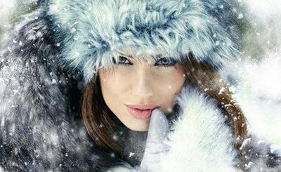 Новинки косметики: средства для ухода зимой
