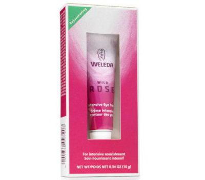 Живая косметика для глаз Weleda Intensive Eye Cream