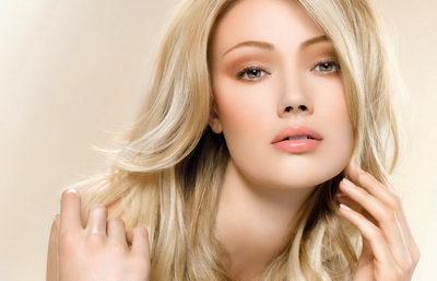 Естественный макияж - ровная кожа и легкая косметика
