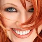 Как сделать макияж для рыжеволосых девушек, что надеть?