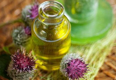 Репейное масло для ресниц: применение, домашние рецепты, покупные средства