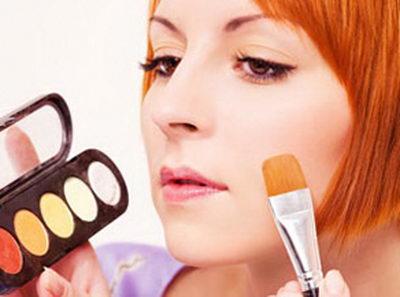 Выбор цветовой гаммы для макияжа рыжеволосых