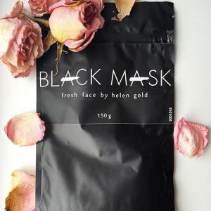 Черная маска пленка