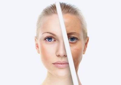 Классификация пилинга кожи лица