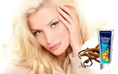 Сияние кожи - отбеливающий крем для лица