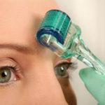Как пользоваться мезороллером для лица?