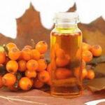 Облепиховое масло для ресниц — лучезарная солнечная ягода