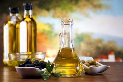 Оливковое масло для ухода за ресницами