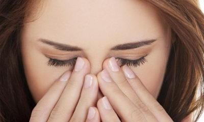 Сухость глаз: причины, последствия