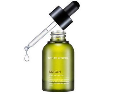 Косметическое масло арганы: полезные свойства