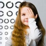 Норма зрения у детей разных возрастов