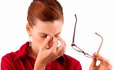 Почему падает зрение? Причины, профилактика, лечение